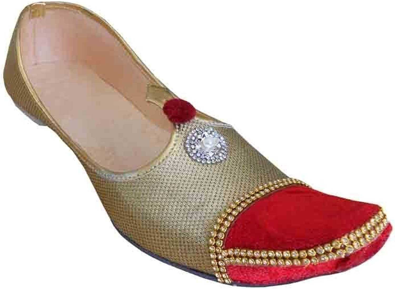 Kalra Creations Jutti Indian Men shoes Punjabi Khussa Handmade Flip-Flops Loafers Flat