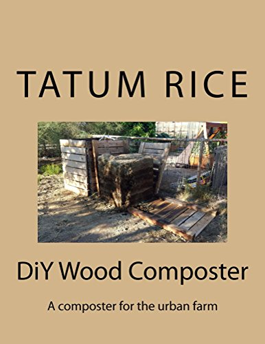 DiY Wood Composter: A composter for the urban farm