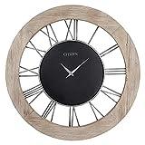 シチズン クロックス シチズン CC2058 ギャラリー 壁掛け時計 つや消しワイヤー