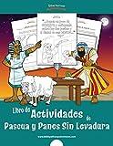 Libro de Actividades de Pascua y Panes Sin Levadura