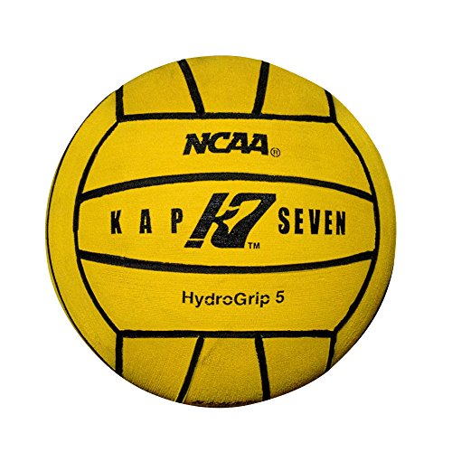 KAP7 Size 5 HydroGrip Water Polo Ball (NCAA and NFHS