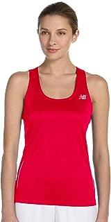 New Balance N9138L Ladies Tempo Running Singlet - Cherry Red - L