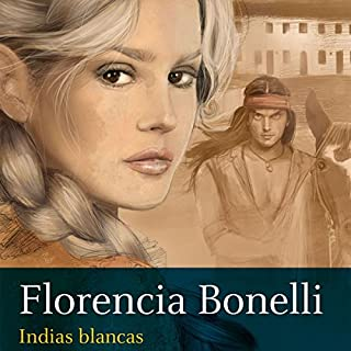 Indias blancas audiobook cover art