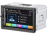CREASONO 2DIN Radio: Radio de Coche 2-DIN-Dab + / FM, Pantalla táctil, Bluetooth, Altavoz 4x45 W (Radio de Coche 2DIN)