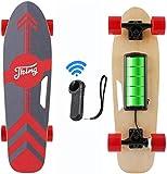 Caroma 77 cm Elektro Skateboard mit Drahtloser Bluetooth...
