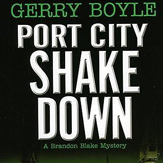 Port City Shakedown audiobook cover art