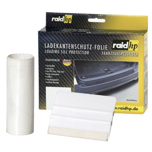 Raid HP Fiesta bumperbeschermingsfolie 3-deurs vanaf 2012-
