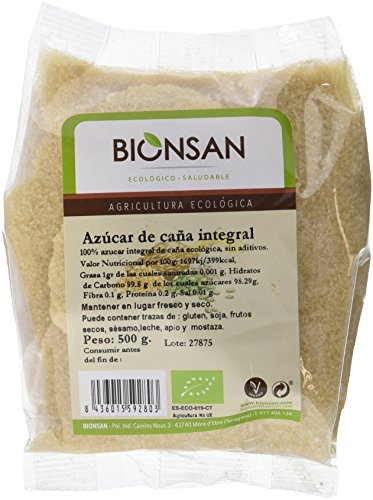 Bionsan Azúcar de Caña Integral - 500 gr