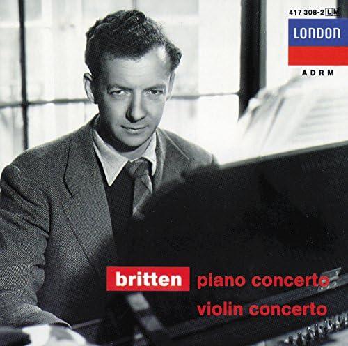 Mark Lubotsky, Sviatoslav Richter, English Chamber Orchestra & Benjamin Britten