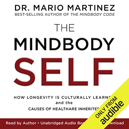 The MindBody Self audiobook cover art