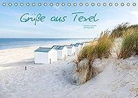 Gruesse aus Texel (Tischkalender 2022 DIN A5 quer): Impressionen der Nordseeinsel Texel (Monatskalender, 14 Seiten )