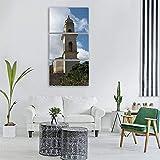 WERSD Moderno Cuadro En Lienzo 3 Piezas Iglesia Mallorca, España HD Poster Pictures Paintings Home Decor Impresión Artística Fotográfico Regalo