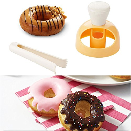 Moule à beignets pour gâteau, biscuit, bagel, muffin,...