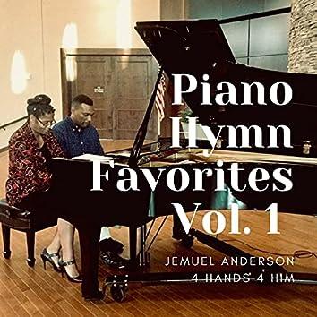 Piano Hymn Favorites Vol. 1