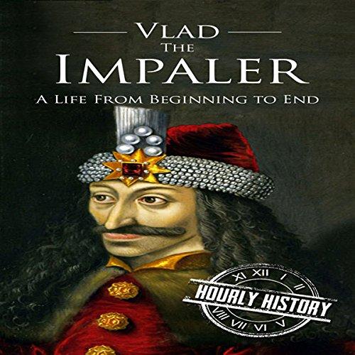 Vlad the Impaler audiobook cover art
