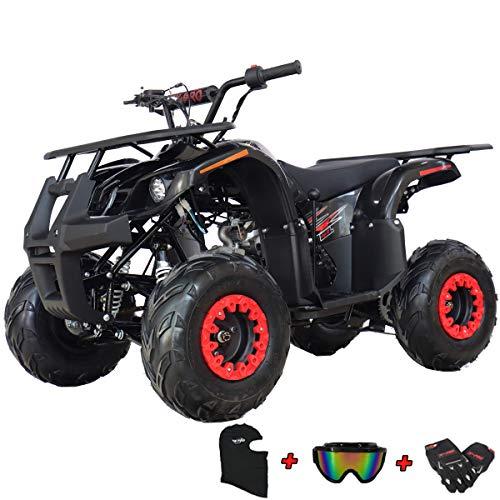 X-PRO Eagle 125 ATV Quad Youth 4 Wheeler ATVs Kid Size ATV 4 Wheelers 125cc Big Boys ATVs Quads...