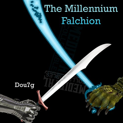 The Millenium Falchion audiobook cover art