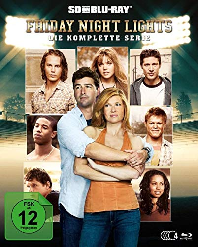 Friday Night Lights - Die komplette Serie (SDonBlu-Ray)