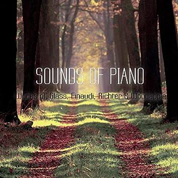 Sounds of Piano (Works of Glass, Einaudi, Richter & Woodapple)