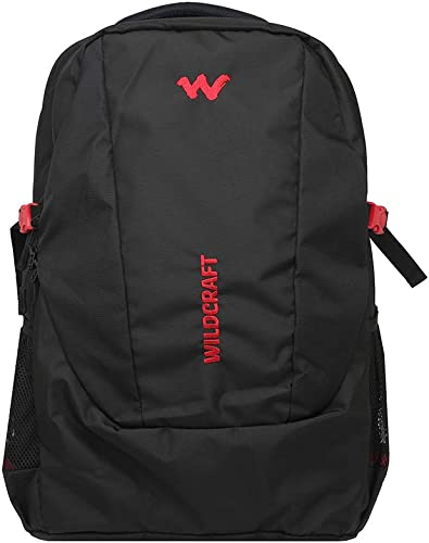Work Packs 18 42 Ltrs Black Laptop Backpack Trident XL