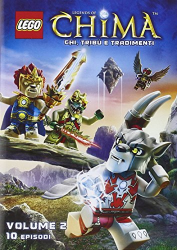 Lego - Legends of Chima Stagione 01 Volume 02