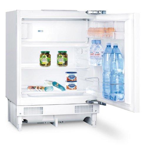PKM KS117.4 Einbau-Kühl-Gefrier-Kombination/A+ / 184.69 kWh/Jahr / 100 Liter Kühlteil / 17 Liter Gefrierteil/automatische Abtauung im Kühlteil/weiß