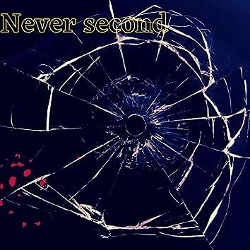 Never second (feat. Vague)