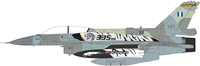 Lockheed F-16D Fighting Falcon 335 Squadron, Hellenic Air Force 2018 NATO Tiger Meet 1/72 Scale HA3865 Hobby Master