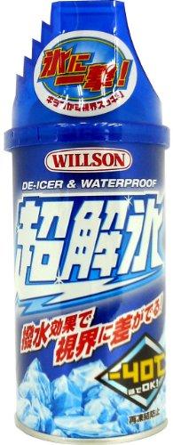 WILLSON(ウイルソン)『超解氷スプレー300(02052)』