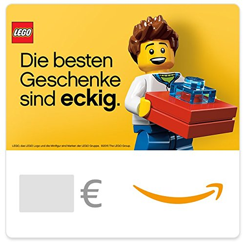 Digitaler Amazon.de Gutschein (LEGO)
