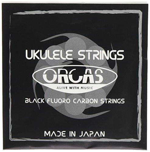 【ORCAS】ウクレレ弦セットOS-MED(ミディアムゲージソプラノコンサート用)
