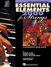 Essential Elements for Strings - Book 2: Piano Accompaniment (Essential Elements 2000)