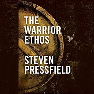 The Warrior Ethos audiobook cover art