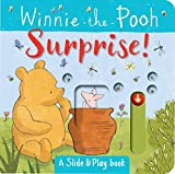 Winnie the Pooh: Surprise! (A Slide & Play Book) - UK, Egmont Publishing