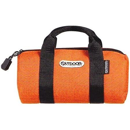 サンスター文具 OUTDOOR ペンケース ロールボストン オレンジ S1488732