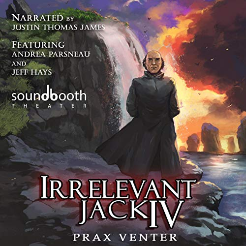 Irrelevant Jack 4 cover art