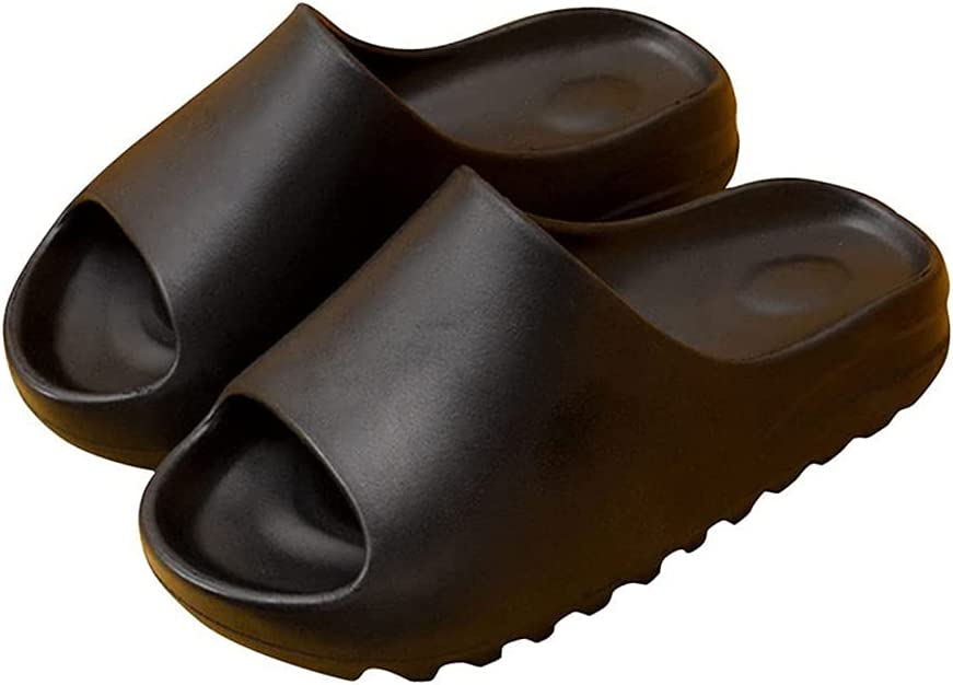 LSJDDW All items free shipping Special price for a limited time Pillow Slide Slippers Summer Open and Men Toe for Sandal
