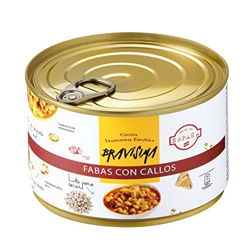 Bravisima Gourmet Fabas con Callos