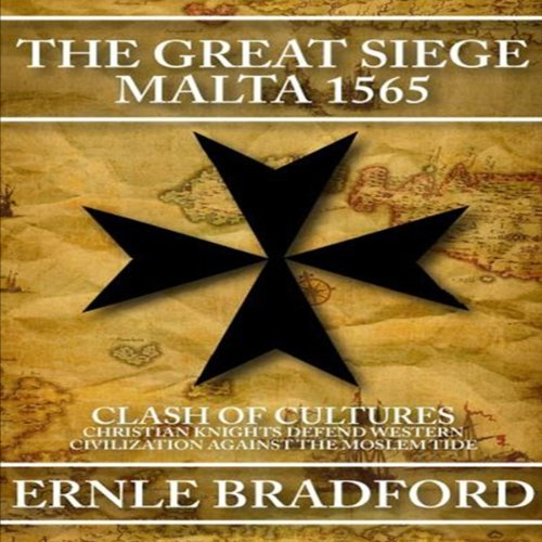 The Great Siege  Audiolibri