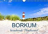 Borkum, bezaubernde Nordseeinsel (Wandkalender 2021 DIN A4 quer)