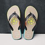 PIAOLIANG Chanclas hombre moda ropa de moda calzado de playa personalidad antideslizante zapatillas de ocio al aire libre