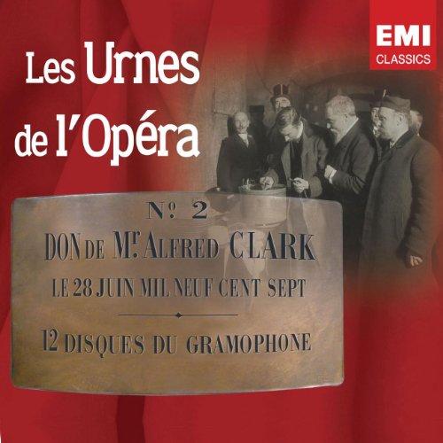 Les Urnes De L'Opera (3 Cd)