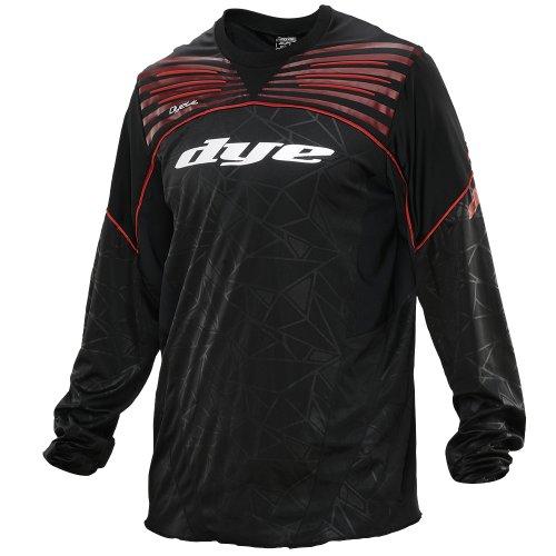 Dye paintball Ultralite-Jersey de 2014 Black/Red, color , tamaño XS/S