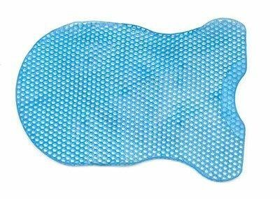 Alfa Gel Cell Pad w-Cover - Blue - One