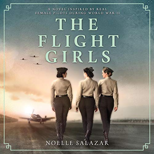 The Flight Girls audiobook cover art