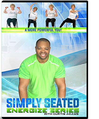 Chair Exercise DVD for Seniors- ...