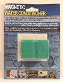 Magnetic Water Softener-No Salt Water Conditioner-For 1/2' Pipes or Smaller-Apts, Condos, RV, Mobile Homes