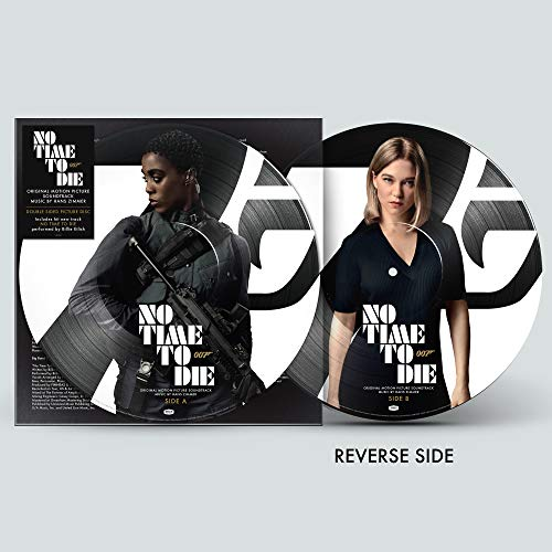 No Time To Die (Picture Disc Girl Power)