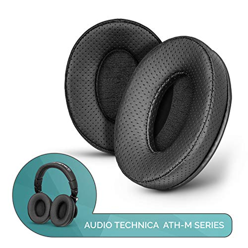 Brainwavz ProStock Perforated ATH M50X Upgraded Earpads, Improves Comfort & Style Without Changing...