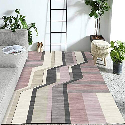 Washable Kitchen Mat Bedroom Bedside Living Room Tea Table Area Rug Cartoon Floral Entrance Doormat Kids Room Floor Carpet 200X300CM